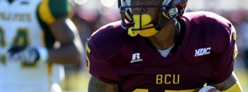2018 BCU Homecoming Game: Bethune Cookman v Mississippi Valley