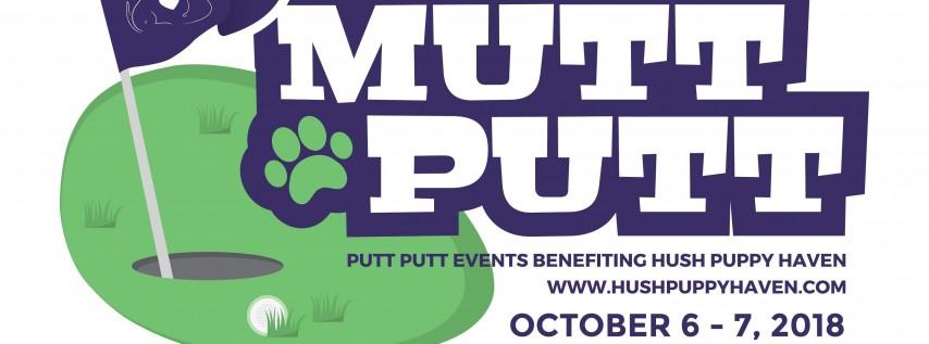 3rd Annual Mutt Putt - Open Play