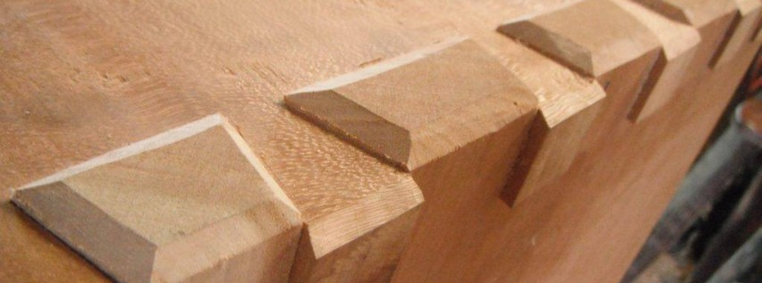 Joinery 4   Dovetails PM class