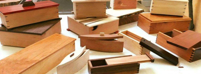 Box Making | Michael Cullen
