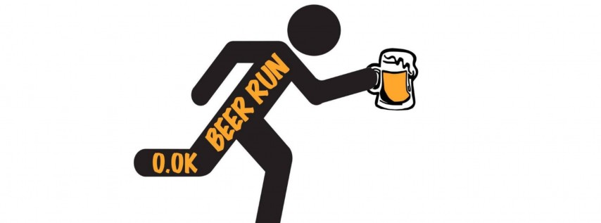 0.0K Beer Run at Ormond Brewing Company