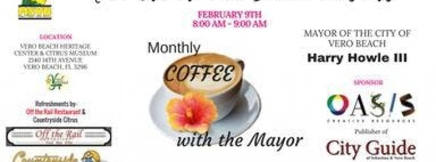 MSVB presents Coffee with the Mayor!