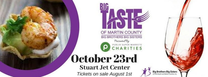 The Taste of Martin County Big Brothers Big Sisters