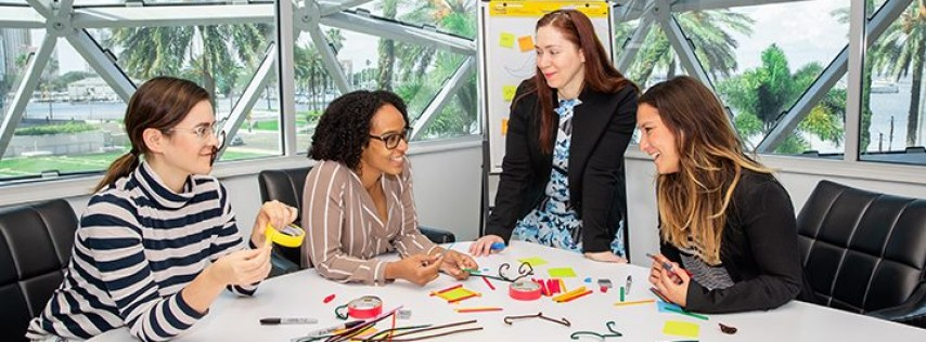 Innovation Labs: Introduction to Creative Thinking & Problem-Solving