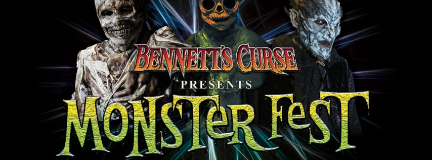 Bennett's Curse Haunted House