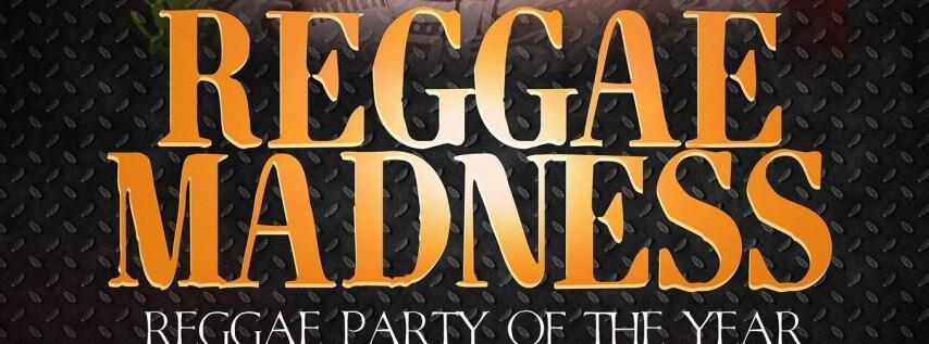 Reggae Madness San Antonio - The Reggae Party of the Year