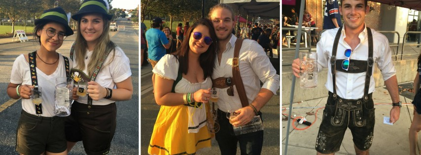 2nd Annual Tallahassee Oktoberfest: UNLIMITED BEER SAMPLING
