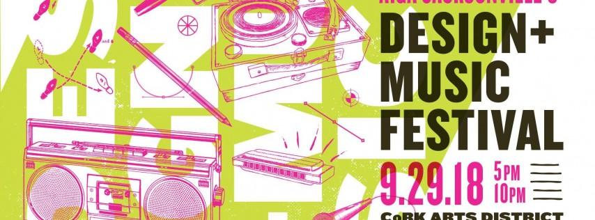 Design+Music Festival 2018