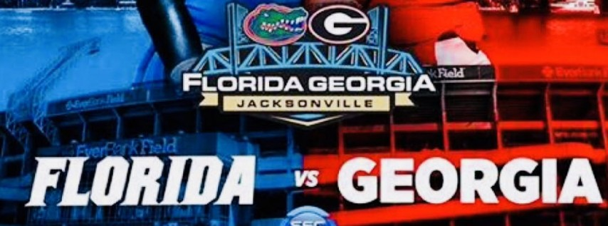 Florida vs Georgia Tailgate Party