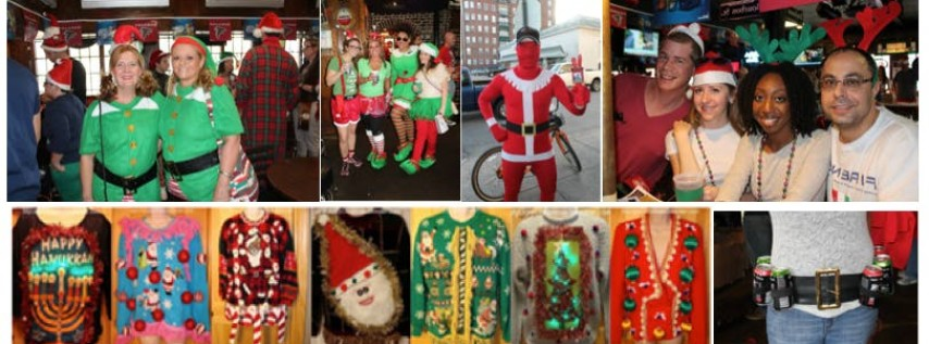 The Twelve Bars of Christmas ~ Holiday Themed Bar Crawl (2018)
