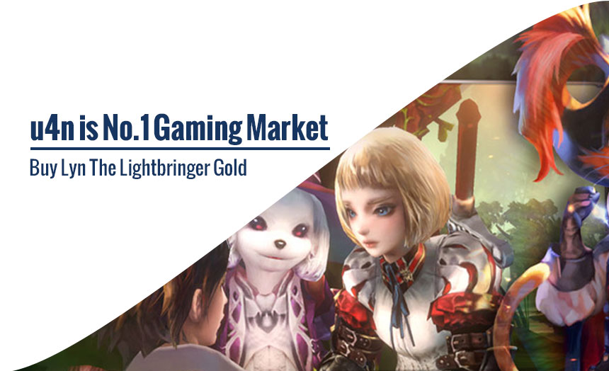 Lyn: The Lightbringer Gold are in hot sale