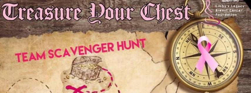 Treasure Your Chest Scavenger Hunt