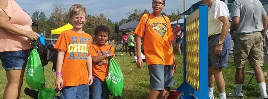 YMCA Foster Care Family Field Day 2018