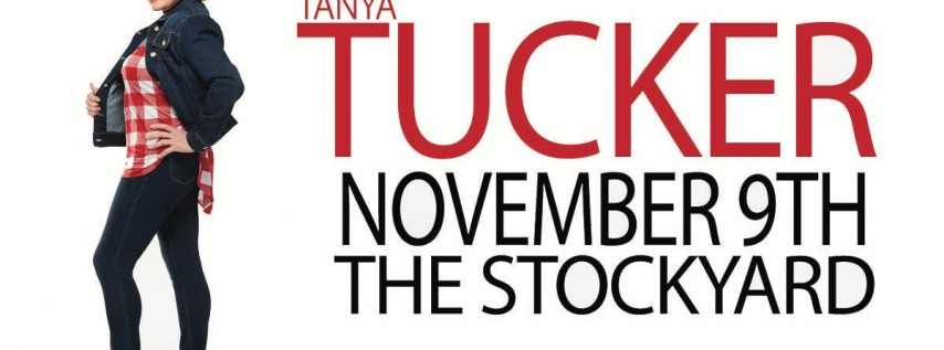 Tanya Tucker Live in Concert at The Stockyard
