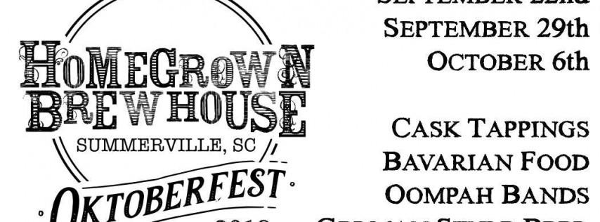 Homegrown Oktoberfest