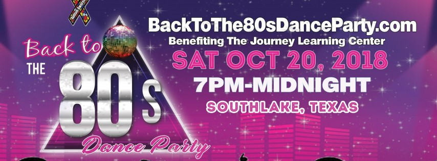 Back To The 80s Dance Party Pre Party