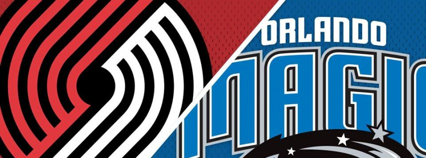 Orlando Magic vs. Portland Trail Blazers