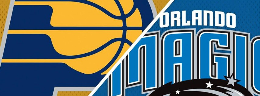 Orlando Magic vs. Indiana Pacers