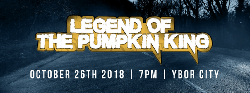 7th Annual FantasmaFest | Legend of the Pumpkin King Parade