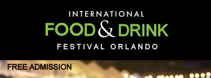 International Food and Drink Festival 2018