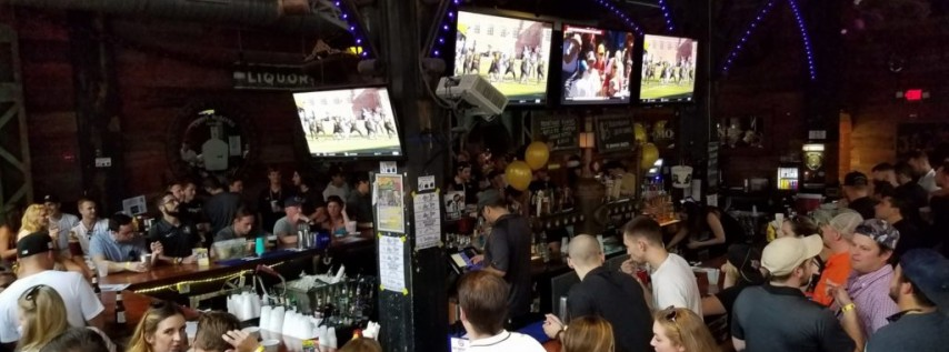 UCF Football Away Game Watch Parties with Young Alumni
