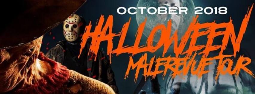 Halloween Male Revue in Daytona