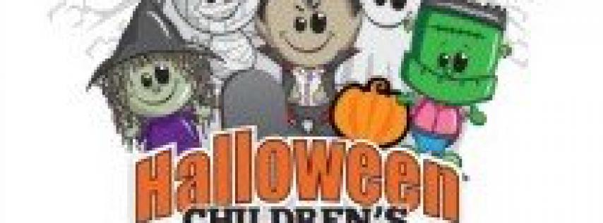 CHILDREN'S HALLOWEEN PARADE AT LUMMUS PARK
