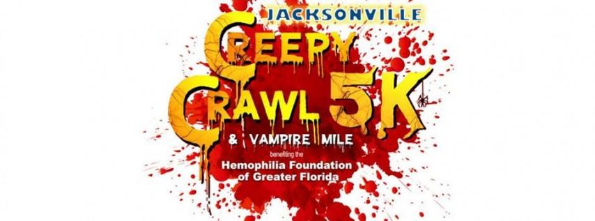 Jacksonville Creepy Crawl 5K & Vampire Mile