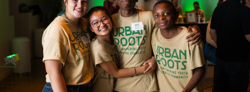 Urban Roots Annual Seed to Harvest Kick-Off