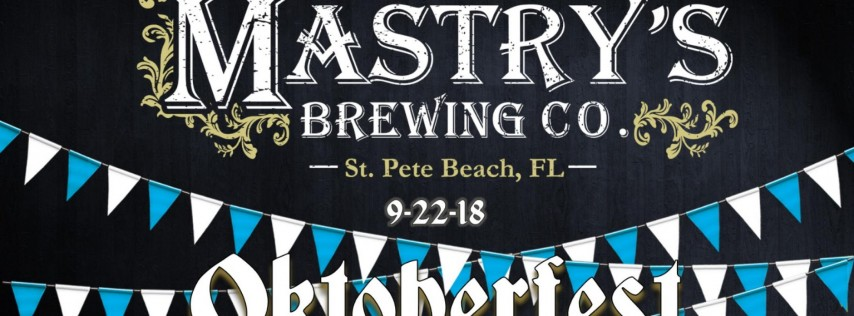 Oktoberfest at Mastry's Brewing Co