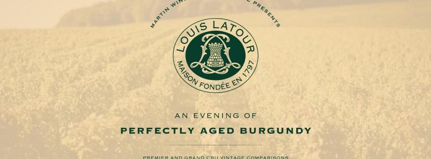 Louis Latour Burgundy Tasting