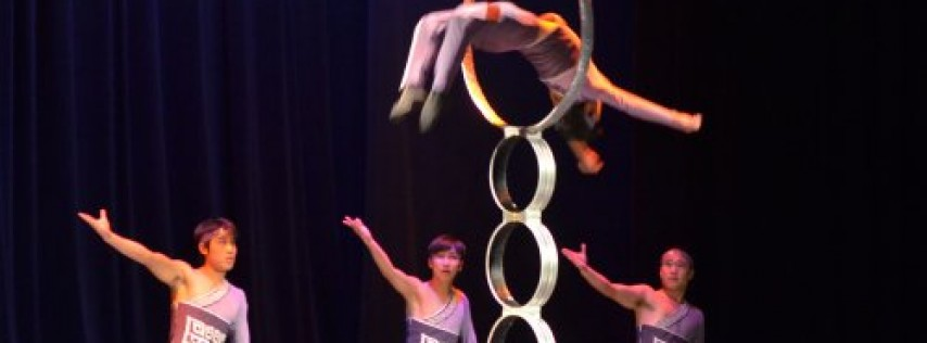 Golden Dragon Acrobats -Smart Stage Matinee Series
