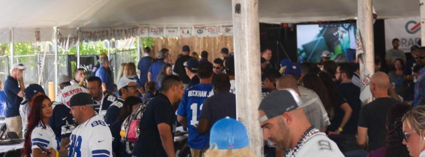 Bill Bates Tailgate Party (Jaguars at Cowboys)