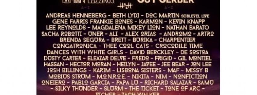 Sunset Underground Music Festival featuring Loco Dice, Jamie Jones, Guy Gerber