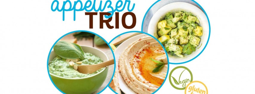 Free Cooking Class: Appetizer Trio