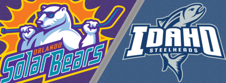 Orlando Solar Bears vs. Idaho Steelheads