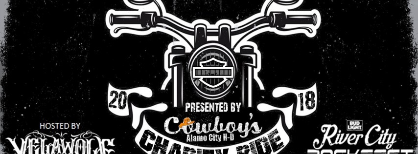 Charity Ride to River City Rockfest