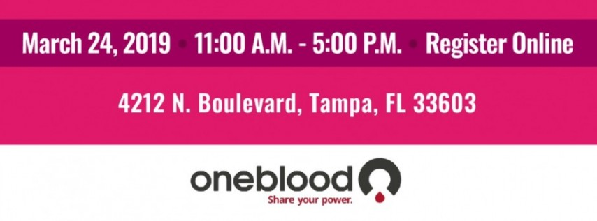 2019 Mega Blood Drive