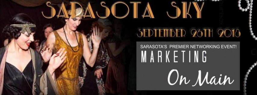 September + Marketing on Main + Sarasota Premier Networking Event