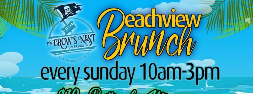 BeachView Brunch at The Crow's Nest
