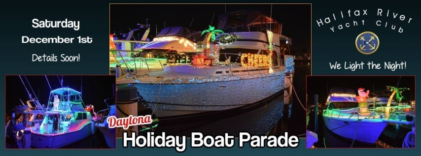 2018 Daytona Holiday Boat Parade
