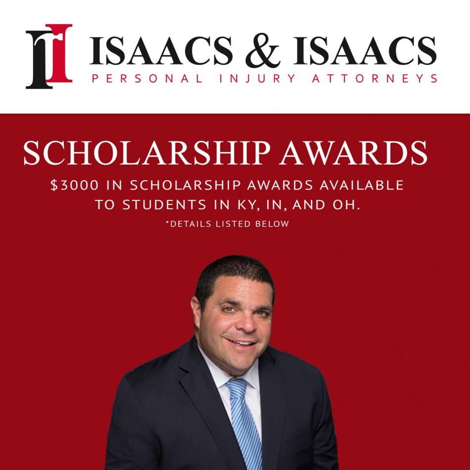 The Isaacs & Isaacs Student Scholarship Awards