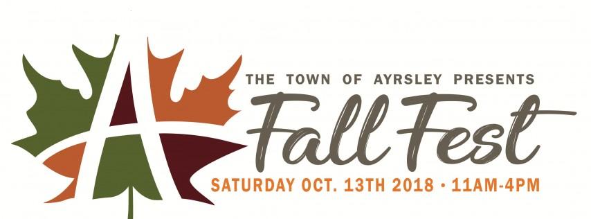 Ayrsley Fall Fest 2018