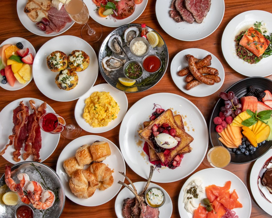 Take Easter Brunch to the Next Level at STK Atlanta