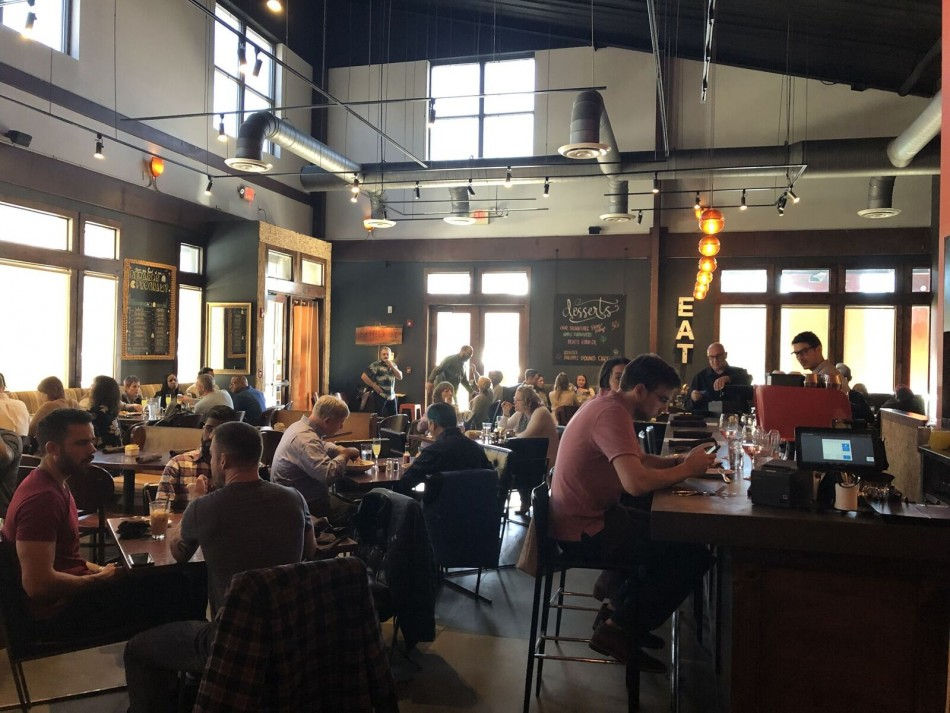 Spend Easter Brunch at The Shed at Glenwood