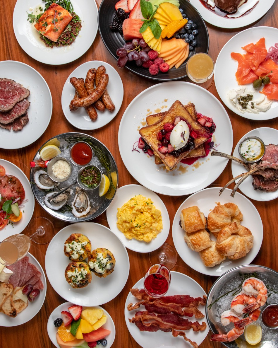 Celebrate Mother's Day With Brunch at STK Atlanta