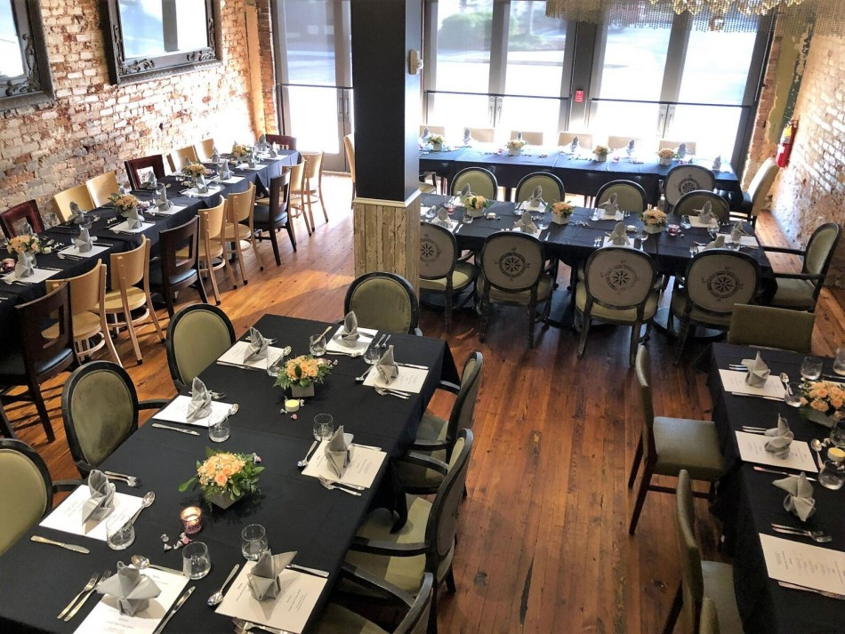 Brunch the Day Away in Winder at Bistro Off Broad This Mother's Day