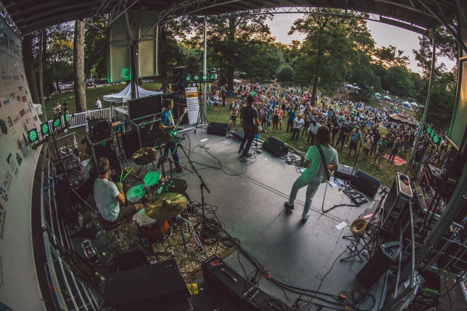 Grant Park Summer Shade Festival Announces Live Music Lineup And Schedule