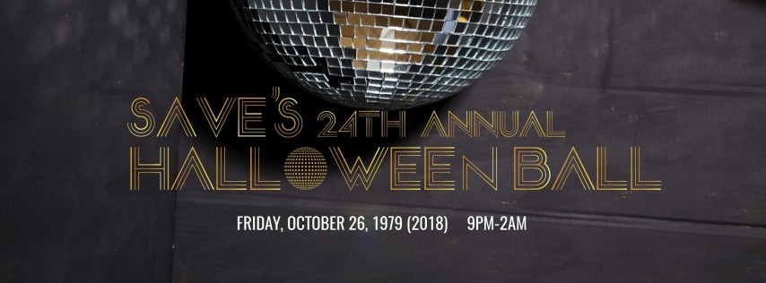SAVE's Halloween Ball: Murder on the Dancefloor