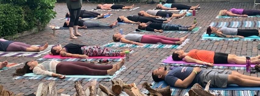 Yoga Moon Salutations In Sacred Lands Garden St Petersburg Clearwater Fl Feb 9 2020 5 00 Pm